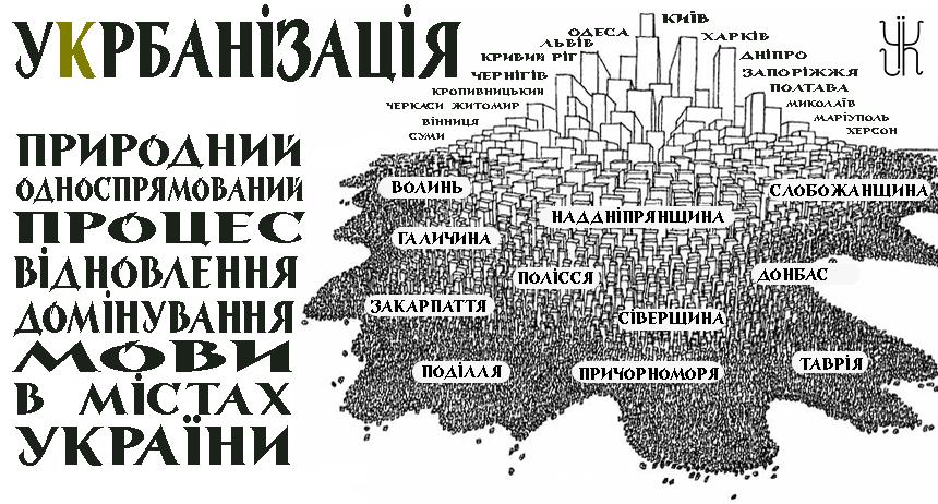 Моварт №9. Укрбанізація